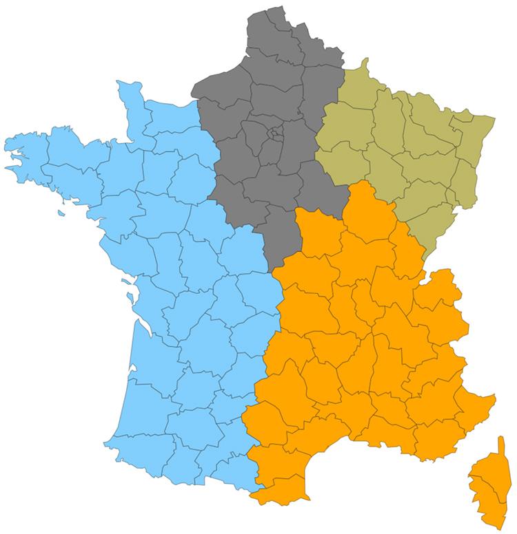 Contact de Arem en France